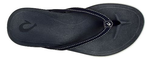 Womens OluKai Ho'opio Sandals Shoe - Trench Blue 9