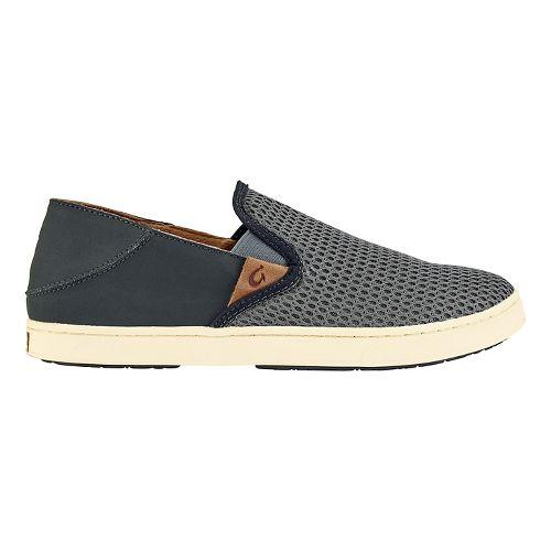 Womens OluKai Pehuea Casual Shoe - Charcoal/Shadow 8.5