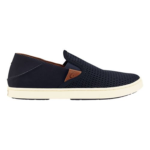 Womens OluKai Pehuea Casual Shoe - Blue/Blue 5