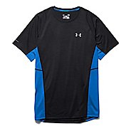 Mens Under Armour Charged Wool Run Shortsleeve Technical Tops