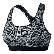 Womens Nike Pro Classic Tracer Sports Bra