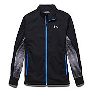 Mens Under Armour Run Alpha Illumination Outerwear Jackets