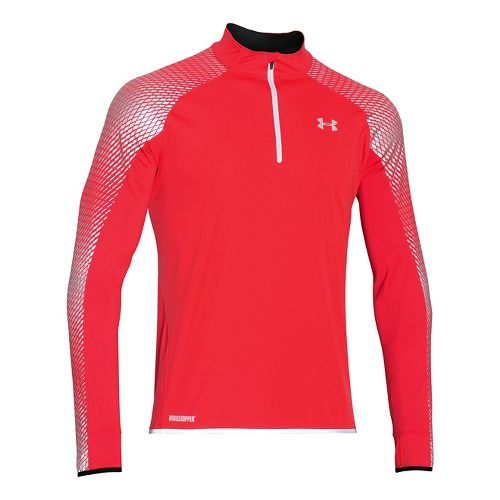 Men's Under Armour�Run Windstopper 1/4 Zip