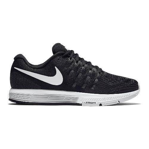 Mens Nike Air Zoom Vomero 11 Running Shoe - Black/Orange 11