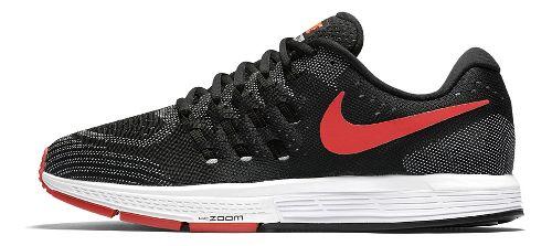 Mens Nike Air Zoom Vomero 11 Running Shoe - Black/Orange 8