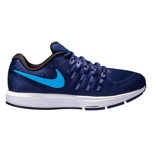 Mens Nike Air Zoom Vomero 11 Running Shoe - Blue/Blue 9.5
