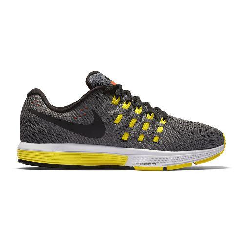 Womens Nike Air Zoom Vomero 11 Running Shoe - Blue/Green Glow 6