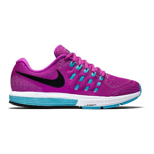 Womens Nike Air Zoom Vomero 11 Running Shoe - Hyper Violet 10.5