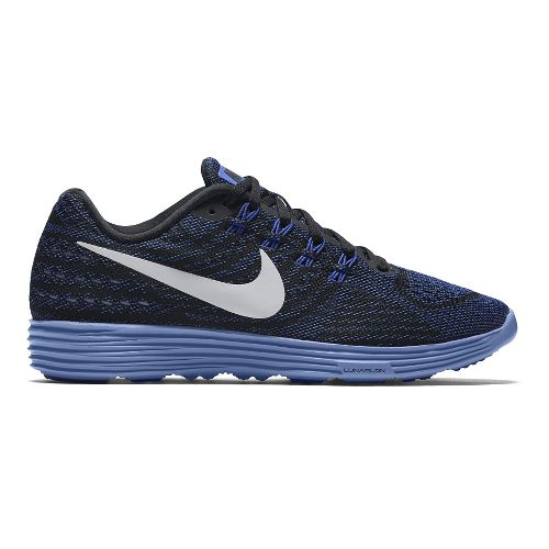 Womens Nike LunarTempo 2 Running Shoe - Blue 7.5