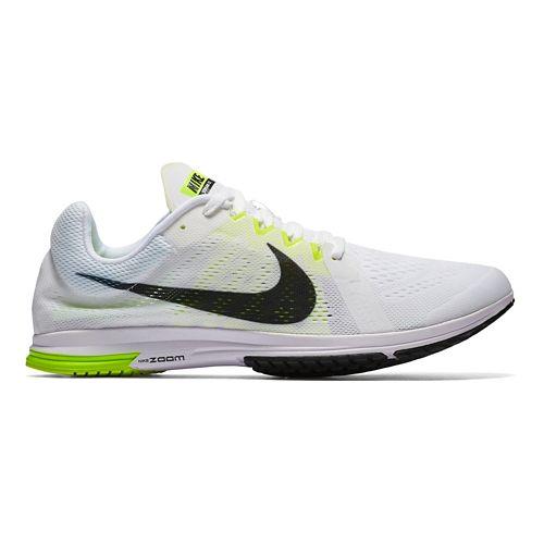 Nike Zoom Streak LT 3 Racing Shoe - White 9.5
