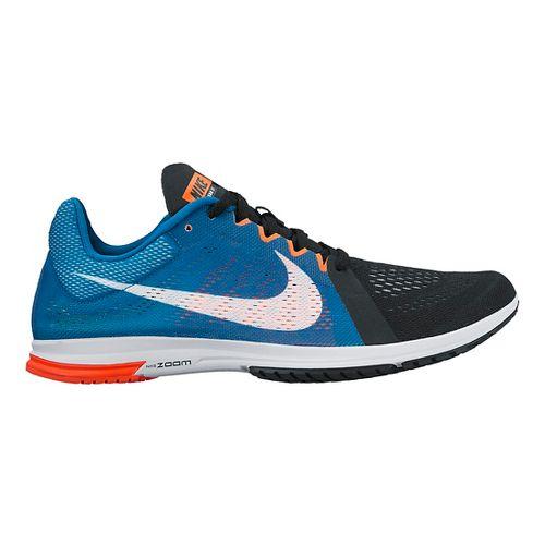 Nike Zoom Streak LT 3 Racing Shoe - Green/Black 8