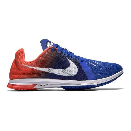 Nike Zoom Streak LT 3 Racing Shoe - Blue/Crimson 8