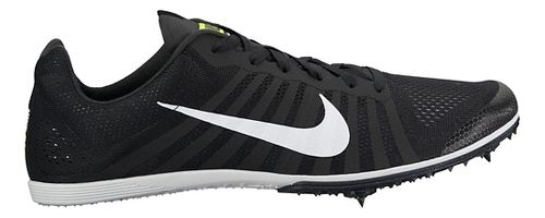 Nike Zoom D Track and Field Shoe - Black/White 9.5
