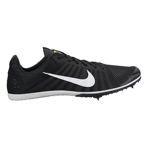 Nike Zoom D Track and Field Shoe - Black/White 12.5