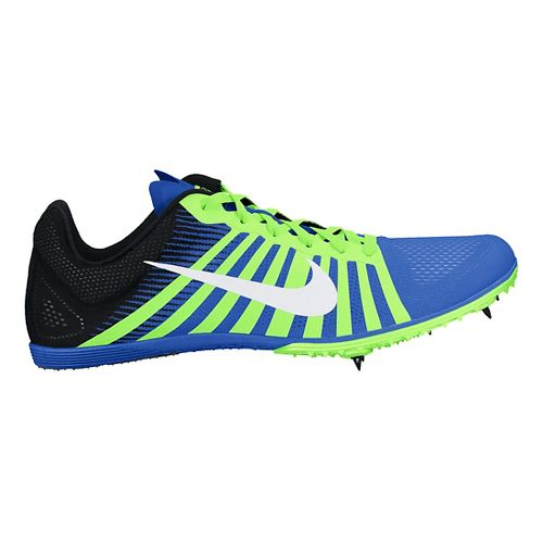 Nike Zoom D Track and Field Shoe - Blue/Black 10.5