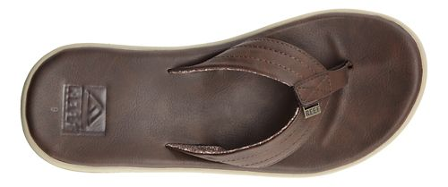 Mens Reef Rover SL Sandals Shoe - Dark Brown 10