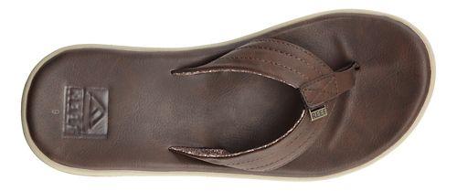 Mens Reef Rover SL Sandals Shoe - Dark Brown 8