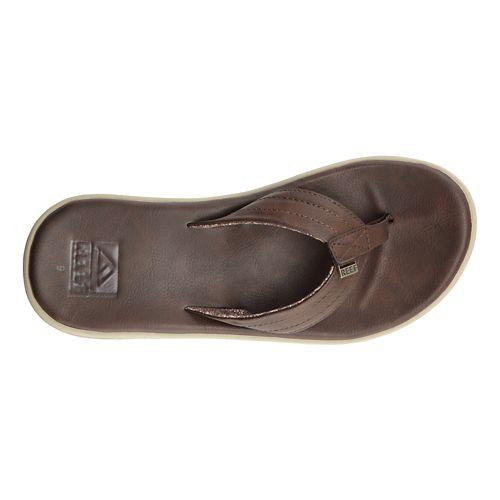 Mens Reef Rover SL Sandals Shoe - Dark Brown 14