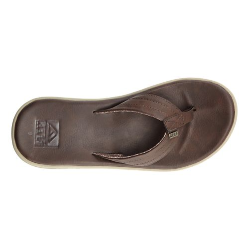 Mens Reef Rover SL Sandals Shoe - Dark Brown 9
