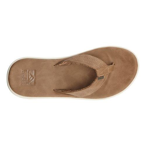 Mens Reef Rover SL Sandals Shoe - Tan 14