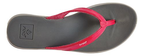 Womens Reef Rover Catch Sandals Shoe - Pink/Grey 6