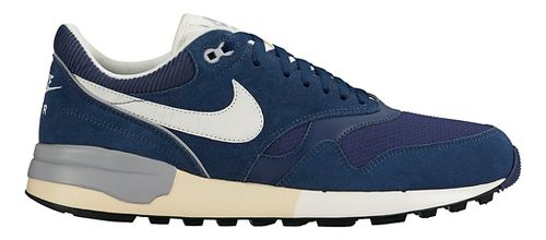 Mens Nike Air Odyssey Casual Shoe - Navy 9.5