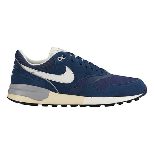 Mens Nike Air Odyssey Casual Shoe - Navy 10.5