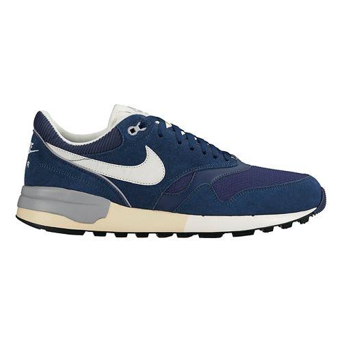 Mens Nike Air Odyssey Casual Shoe - Navy 12.5