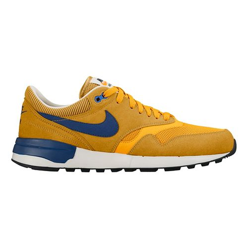 Mens Nike Air Odyssey Casual Shoe - Gold 14