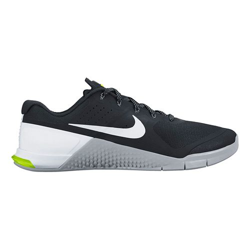 Mens Nike MetCon 2 Cross Training Shoe - White/Black 9.5
