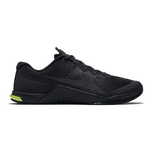 Mens Nike MetCon 2 Cross Training Shoe - Black/Grey 8
