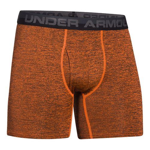 Mens Under Armour Original Series Printed Twist Boxerjock Boxer Brief Underwear Bottoms - Blaze ...