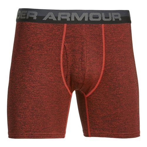 Mens Under Armour Original Series Printed Twist Boxerjock Boxer Brief Underwear Bottoms - ...