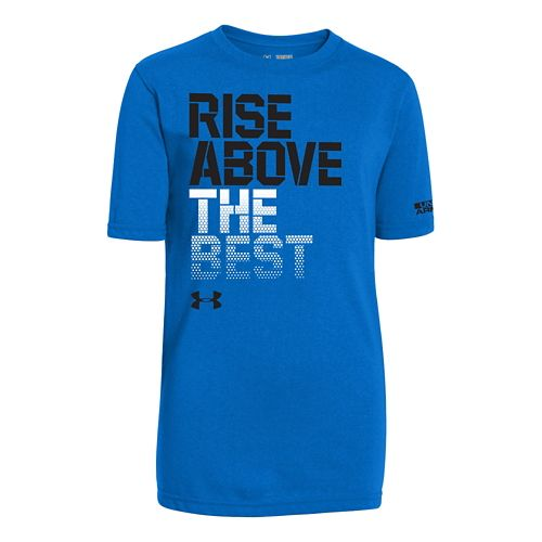 Kids Under Armour�Rise Above The Best T