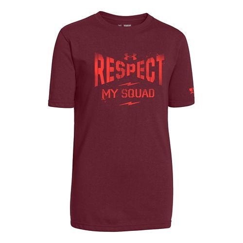 Kids Under Armour�Respect My Squad T
