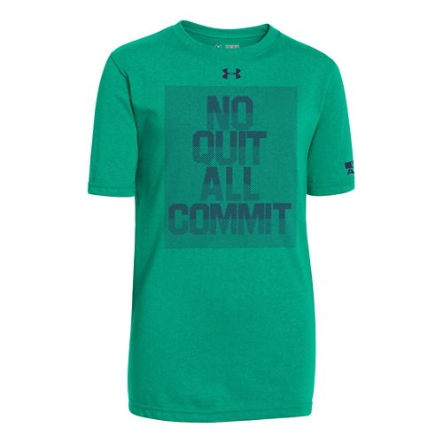 Kids Under Armour�No Quit All Commit T