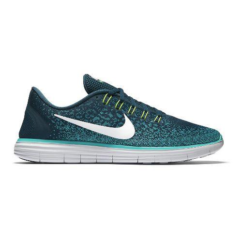 Mens Nike Free RN Distance Running Shoe - Rio 8