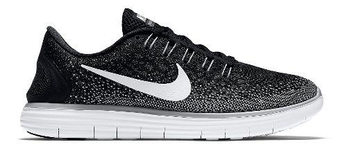 Womens Nike Free RN Distance Running Shoe - Bright Crimson 6.5