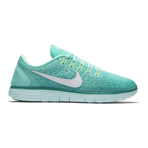 Womens Nike Free RN Distance Running Shoe - Rio 6.5