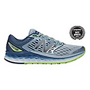 Mens New Balance Fresh Foam 1080v6 Running Shoe - Grey/Green 8