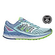 Womens New Balance Fresh Foam 1080v6 Running Shoe - Blue/Green 6
