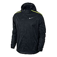 Mens Nike Impossibly Light Crackled Running Jackets