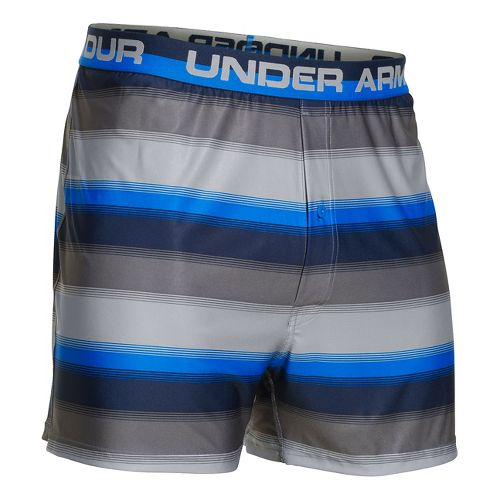 Mens Under Armour The Original Printed (Boxed) Boxer Underwear Bottoms - Academy XL