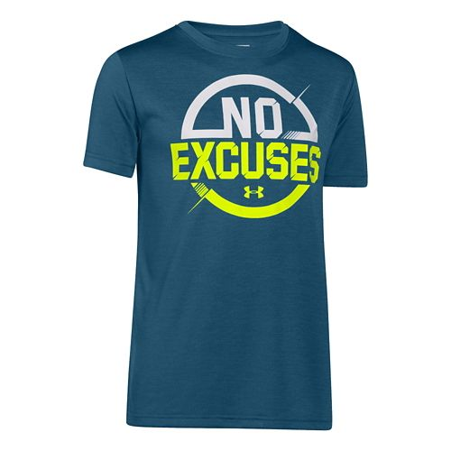 Kids Under Armour�No Excuses Shortsleeve T