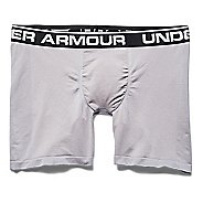 "Mens Under Armour Capital Seamless 6"" Boxerjock Boxer Brief Underwear Bottoms"