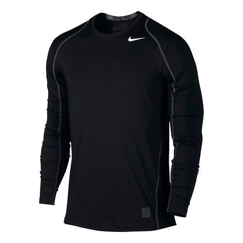 Men's Nike�Hypercool Fitted Long Sleeve
