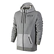 Mens Nike NTF Full Zip Hoodie & Sweatshirts Technical Tops