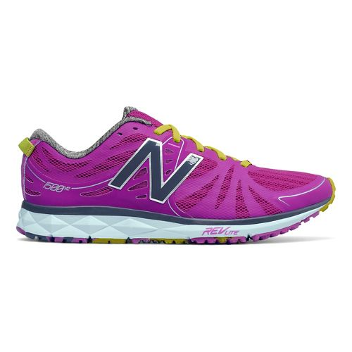 Womens New Balance 1500v2 Running Shoe - Pink/White 10