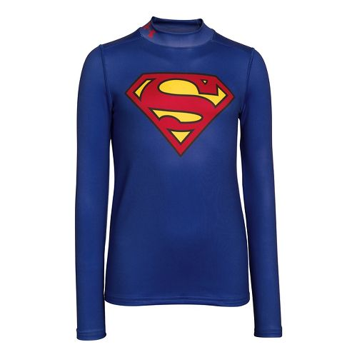 Children's Under Armour�Alter Ego Superman ColdGear Fitted Mock