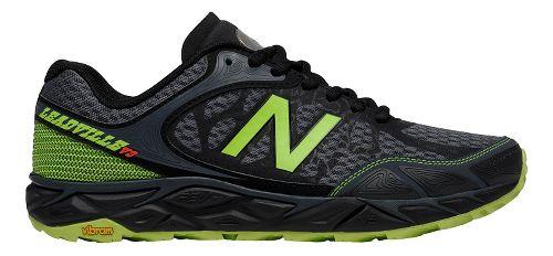 Mens New Balance Leadville v3 Trail Running Shoe - Grey/Green 13